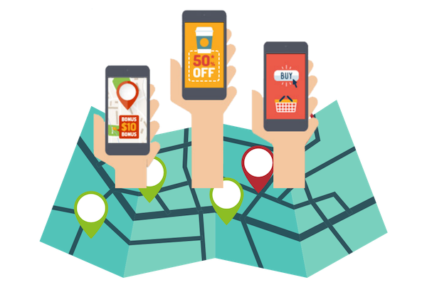 Proximity Marketing With No App